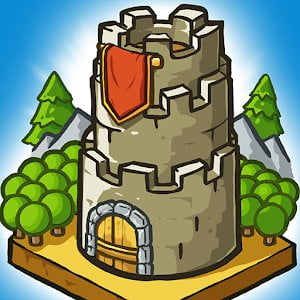 Grow Castle APK 1.35.4 MOD Unlimited Money (Unlimited Money)